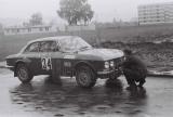 009. Alfa Romeo 2000 GTV załogi Lelio Lattari i Marek Szramowski