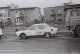 016. Renault 12 Gordini bułgarskiej załogi Ilia Czubrikow i Atan