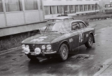 020. Alfa Romeo 2000 GTV załogi Lelio Lattari i Marek Szramowski