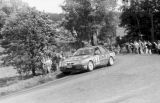 105. Marc Soulet i Philippe Willem - Ford Sierra Saphire Coswort