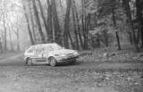 22. Romuald Chałas i Janusz Siniarski - Mazda 323 Turbo 4wd.
