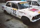 FSO 1600 załogi Piotr Granica i Marek Kaczmarek.