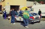 13. Grzegorz Malinowski i Dariusz Dekuczyński - Lancia Delta Int