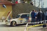 16. Paul Niemczyk i Thomas Schunemann - BMW M3.