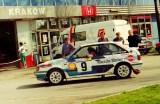 09. Mazda 323 Turbo 4wd załogi Romuald Chałas i Zbigniew Atłowsk