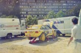 013. Ford Escort Cosworth RS załogi Robert Droogmans i Ronny Joo