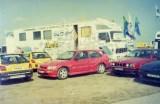 05. Parking Pucharu Forda Fiesta.