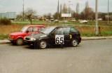 002. Piotr Granica i Marcin Wiertlewski - Suzuki Swift GTi 16.