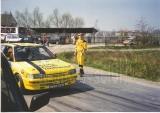 12. Piotr Wróblewski i Marek Kaczmarek - Toyota Corolla GTi 16V