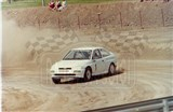 18. Paweł Przybylski - Ford Escort Cosworth RS
