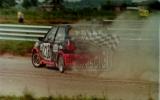 18. Robert Polak - Ford Fiesta XR2i.