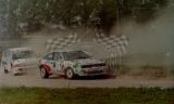 20. Adam Polak - Toyota Celica GT4, Leszek Kuzaj - Mitsubishi La