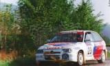13. Tomasz Kuchar i Tomasz Malec - Opel Adtra GSi 16V.