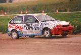 017. Piotr Granica - Suzuki Swift GTi 16V.