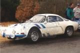 4. Alpine Renault A 110.