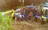 14. Tomasz Gutkowski i Marek Bała - Peugeot 106 Rally..JPG