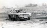 14. Andrzej Wysocki i Wojciech Augustowski - Fiat 128 sport SL.