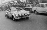 3. Jerzy Landsberg i Marek Muszyński - Opel Kadett GT/E.