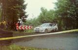 012. Dariusz Poletyło i Krzysztof Ruciński - Subaru Impreza WRX.