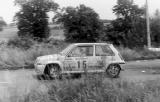 012. Romana Zrnec i Polona Barbic - Renault 5 GT Turbo.