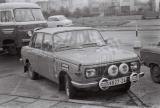 001. Wartburg 353 załogi Roland Weitz i Bernd Frommann