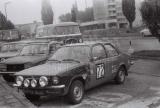 002. Opel Kadett załogi Paul Weinrich i Holger Moller Nielsen