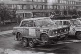 010. Polski Fiat 125p (1600) załogi Ryszard Żyszkowski i Jerzy Ż