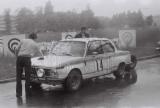 024. BMW 2002 załogi Janusz Wojtyna i Marek Muszyński