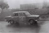 025. Polski Fiat 125p załogi Marek Karczewski i Andrzej Zalewski