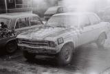 026. Opel Ascona załogi Jorgen Binder i Paul Andreasen