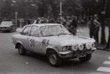 042. Carl Syberg i Ellen Syberg - Opel Ascona