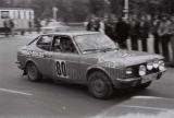 057. Horst Hohlheimer i Rudolf Huber - Fiat 128 Sport Coupe