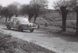 091. Hans Brith i Krzysztof Czarnecki - Fiat 124 Specjal T