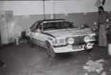 11. Opel Commodore GSE austriackiej załogi E.Hopfgartner i A.Pib