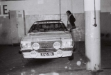 12. Opel Commodore GSE austriackiej załogi E.Hopfgartner i A.Pib