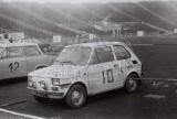 13. Polski Fiat 126p załogi Ryszard Adamek i Jerzy Stopa.