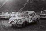 14. Herman Schonka i Jurgen Sparwald - Wartburg 353