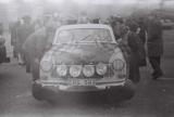 15. Volvo 122S Szwedzkiej zalogi Nilsson i Olsen