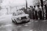 18. Włodzimierz Dominowski i Marek Pawłowski - BMW 2002 Turbo