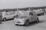 11. Andrzej Mordzewski - Fiat Abarth 850