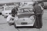 13. Andrzej Mordzewski - Fiat Abarth 850