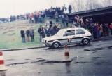 059. Ewald Pauli i Jacek Jurzak - VW Golf LS