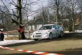 08. Jakub Gospodarczyk i Maciej Tokarz - Fiat Cinquecento Sporti