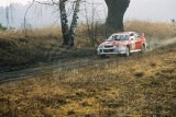 01. Krzysztof Hołowczyc i Łukasz Kurzeja - Mitsubishi Lancer Evo