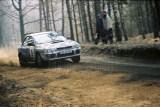 09. Zbigniew Staniszewski i Piotr Saczuk - Subaru Impreza GT