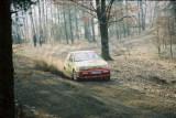 10. Krzysztof Szumowski i Piotr Zochniak - VW Golf GTi