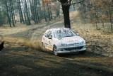 13. Marcin Pasecki i Tomasz Spurek - Peugeot 206