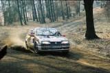 15. Tomasz Świniarski i Robert Sentowski - Renault 19 16V