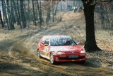 16. Tomasz Koselski i Robert Hundla - Peugeot 306 S16