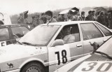 20. Błażej Krupa - Renault 21 Turbo.